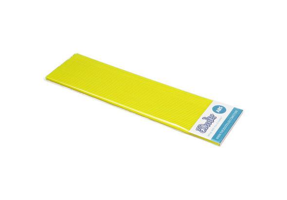 3Doodler ABS Plastic Filament Strands for the 3Doodler, Super Yellow