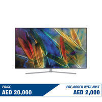 "Pre Order Samsung 65"" QA65Q7FAM Flat 4K Smart QLED Television"
