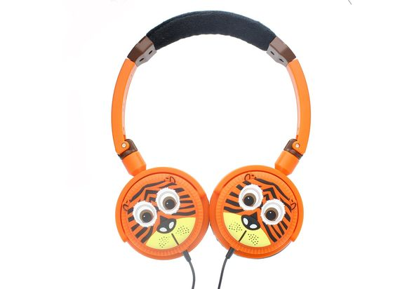TabZoo SoundBites Children s Headphones, Tiger