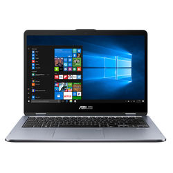 "Asus VivoBook Flip 14 i5 8GB, 1TB, 256GB 2GB Graphic 14"" Laptop, Grey"