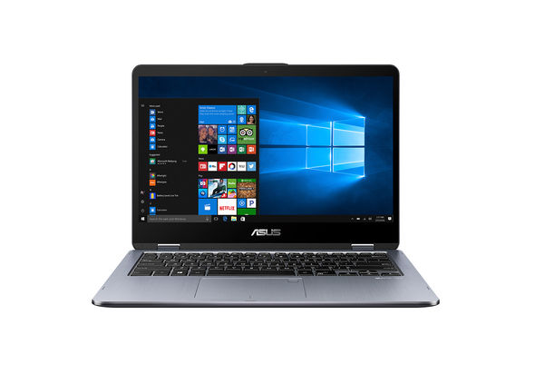 Asus VivoBook Flip 14 i5 8GB, 1TB, 256GB 2GB Nvidia GeForce MX130 Graphic 14  Laptop, Grey