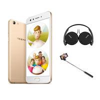 Oppo F3 Smartphone LTE, Gold