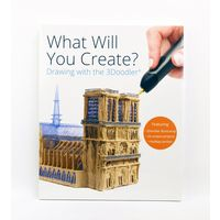 3Doodler What Will You Create Project Book