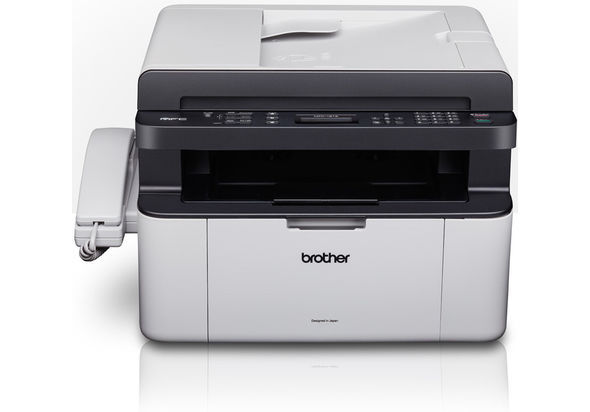 Brother MFC-1815 Monochrome Laser Multi-Function Centre with Fax and Handset