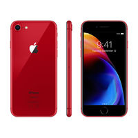 Apple iPhone 8 64GB Smartphone LTE, Product Red