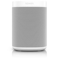 Sonos One Voice Controlled Smart Speaker,  White