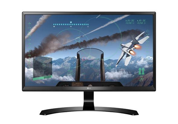 LG 24  Class 4K UHD IPS LED Monitor