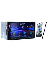 Woodman Double Din With Bluetooth & USB Full HD Car Stereo