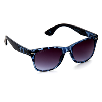 Joe Black Jb-593-C3 Purple/Blue Wayfarer