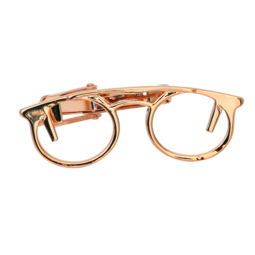 TUNNEL VISION (ROSE GOLD), rose gold