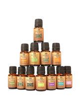 Ancient Living 12 Organic Essential Oils Set, 12 10 ml bottles