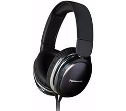 Panasonic RP HX350ME Over Ear Headphones Mic For Ipod/Mp3 Player/Mobiles