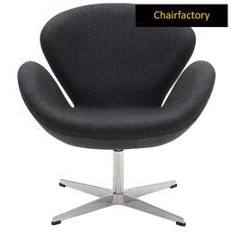 Arne Jacobsen Grey Swan Chair Replica