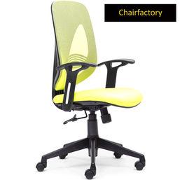 Ergotech Eco Workstation Ergonomic Chair, brown