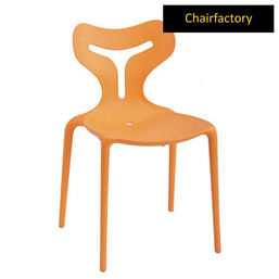 Dragonfly Café Chair, orange
