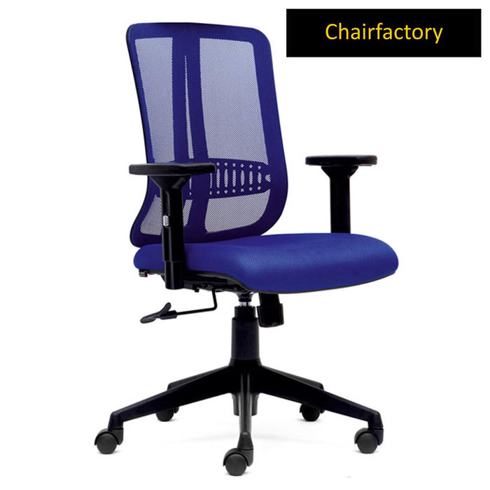 Patrik LX MB Office Chair for Back Pain, orange