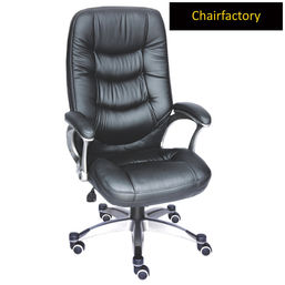 Bennett HB Leatherette Chair for Office Use