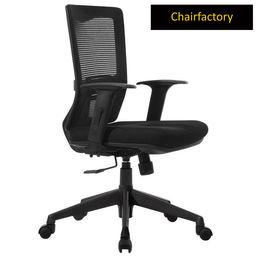 Koss Mid Back LX Ergonomic Chair for Offices - Black