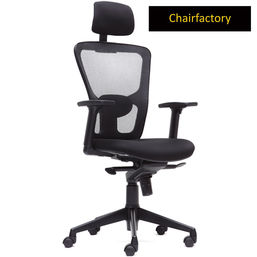 Swiss ZX HB Ergonomic Executive Chair, orange