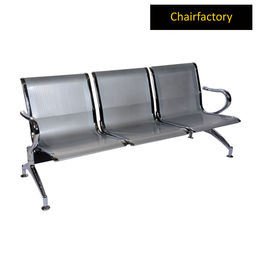 Weldy 3 Seater Robust Waiting Area Bench