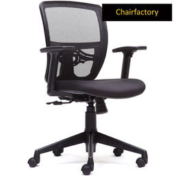 Smartdesk ZX MB Ergonomic Computer Chair, black