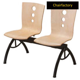 Nectar Two Seater Wooden Ply Bench