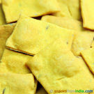 Roasted Whole Wheat chips with methi, 200gm