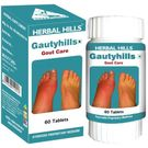 Herbal Hill - Gautyhills Gout Care 60 Tablets, 60tab