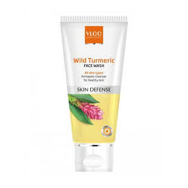 VLCC Face wash, wild turmeric 80 gm
