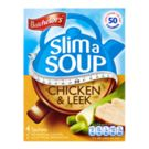 Batchelors - Slim a Soup, chicken & leek