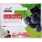 Sri Sri - Lip Balm Rose & Grape, 16 gm