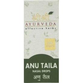 SRI SRI - ANU TAILA ( nasal drops)