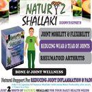 NATURYZ - Shallaki (Bone and Joint Wellness) 60 Cap
