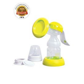 Mee N Mom - Easy to Use Manual Breast Pump(MM-80222)