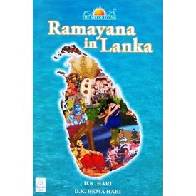 The Art of Living - Ramayana in Lanka book