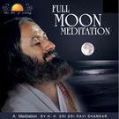 The Art of Living - Full Moon Meditation, eng & hindi