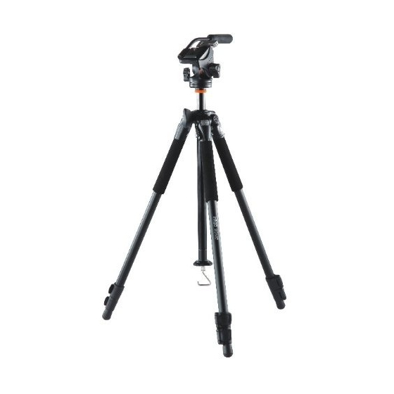 Vanguard ABEO 203AA Aluminum Tripod With Pan Head