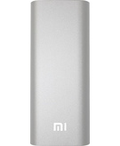 Xiaomi Power Bank, Silver , 16000 mAh