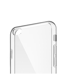 Transparent TPU Soft Silicone Back Cover Case For HTC M8 Eye