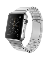 Apple Watch 42MM Stainless Steel Case with Link Bracelet MJ472, 42 MM,  Silver