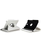360 Rotating Stand Holster For Samsung T715 Cover White