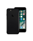 Puro iPhone 7 Ultra-Slim ''0.3 Nude'' Cover Black IPC74703NUDEBLK