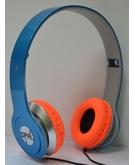 Opal OPH 020 Stereo Headphone Blue & Orange