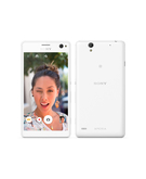 Sony Xperia C4 Dual, 13 MP,  White, 16 GB