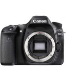 Canon EOS 80D Body Only - 24.2MP DSLR CAMera