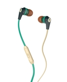 Skullcandy Ink'D 2.0 Mic1 S2IKHY-483,  Green