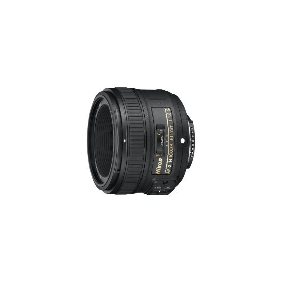 NIKON AF NIKKOR 50MM F/1.8G LENS FOR NIKON DLSR