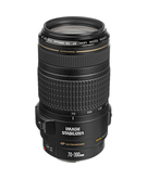 Canon EF 70-300mm F4-5.6 IS USM,  Black, 70-300mm