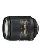 Nikon AF-S DX NIKKOR 18-300mm f/3.5-6.3G ED VR Open Box.,  Black