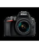 Nikon D5600 with 18-55 Kit Lens